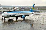 Uzbekistan Airways, UK67003, Boeing 767-33P ER (20744522603) (2).jpg
