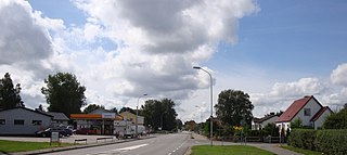 Vä part of Kristianstad, Sweden