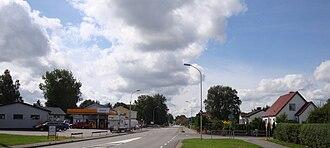 Vä - Central Vä in August 2010