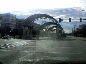 VA Medical Center (DART station).JPG