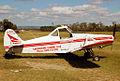VH-SPA Piper PA-25-235 Pawnee C Caboolture Gliding Club (10617591794).jpg