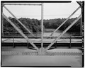 VIEW OF RIVET JOINTS - McGirt's Bridge, Spanning Cape Fear River, Elizabethtown, Bladen County, NC HAER NC,9-ELITO.V,1-16.tif