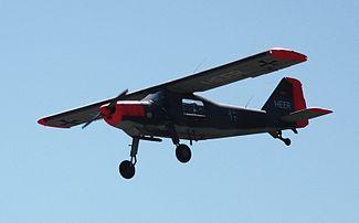 VII Małopolski Piknik Lotniczy - Dornier Do 27, D-EOAD (3).jpg