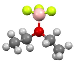 Boron trifluoride etherate - Image: VONSA Ttopview