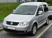 Fonkelnieuw Volkswagen Caddy (2K) - Wikipedia, den frie encyklopædi CS-09