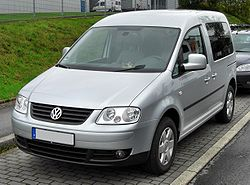VW Caddy Life III front 20091003.jpg
