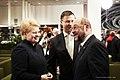 Valdis Dombrovskis Briselē piedalās Eiropadomes sanāksmē (8210056205).jpg