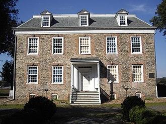 Van Cortlandt Park - The historic Van Cortlandt House, now a museum