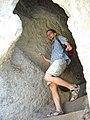 Vardzia - cave city (9460936454).jpg