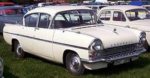 Vauxhall Velox - PA S Saloon 1958