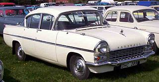 Vauxhall Velox Motor vehicle