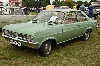 Vauxhall Viva Motor vehicle