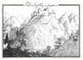 Veduta di Sighlberg in Croatia 1639 Giovanni Pieroni.png