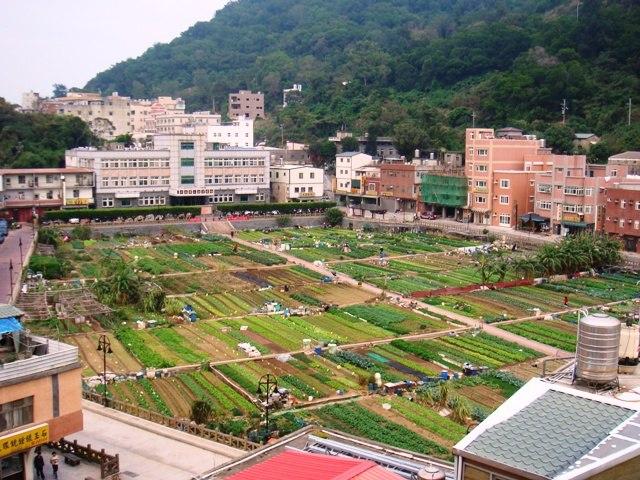 Vegetable Farming Park, Nangan, Matsu, Taiwan