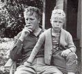 Veikko ja Jarno Sinisalo, 1961.jpg