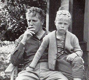 Veikko Sinisalo - Veikko Sinisalo (left) in 1961.