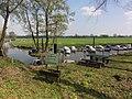 Venray Geijsteren, kasteelhaventje bij monding Oostrumse Beek in Maas.JPG