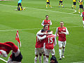 Vermaelen after chamberlain goal.jpg
