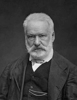 Victor Hugo by Étienne Carjat 1876