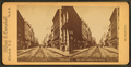 View Chestnut Street, Philadelphia, from Robert N. Dennis collection of stereoscopic views.png
