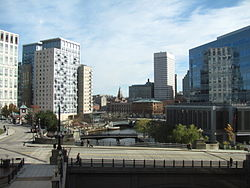 View from Providence Place, Providence RI.jpg