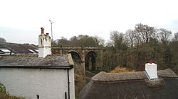 View from the Parsonage, Knaresborough (19th March 2013).JPG