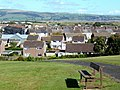 View of Millom from the park - geograph.org.uk - 541924.jpg