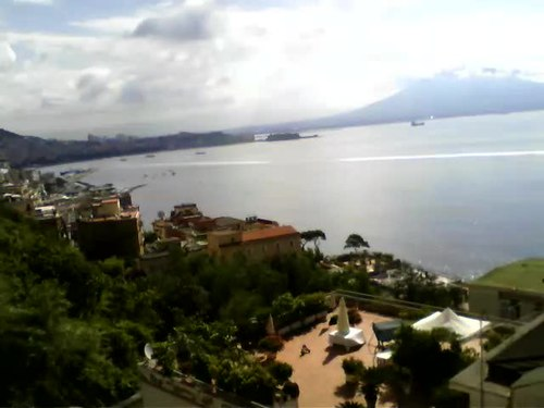 קובץ:View of panorama of the beach of Sorrento.webm