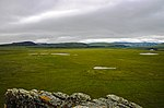 View south toward British Mountains over tundra from Engigstciak, Ivvavik National Park, YT.jpg