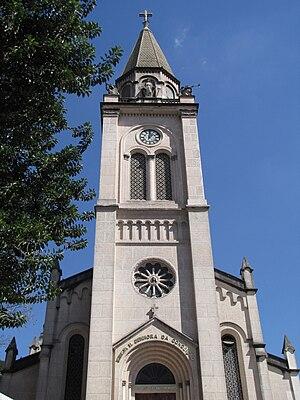 Jundiaí - Church in Vila Arens