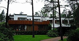 Villa Mairea - Image: Villa Mairea, Noormarkku, Finland