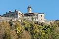 Villach Landskron Schlossbergweg 30 Burgruine SW-Teilansicht 25102018 6333.jpg