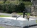 Village pump, Llanmaes. - geograph.org.uk - 914578.jpg