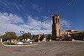 Villarrín de Campos, Plaza de España, Iglesia de la Asunción de Nuestra Sra.jpg