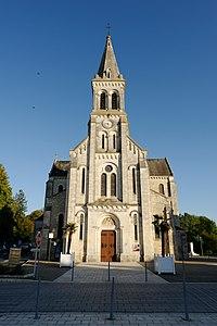 Villedieu-sur-Indre Eglise Saint-Sébastien.jpg