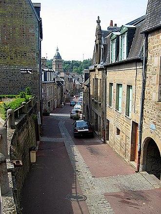 Villedieu-les-Poêles - Image: Villedieu 01