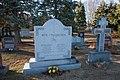 Vincent Zhuk-Hryshkevich grave in East Brunswick, New Jersey, USA.jpg