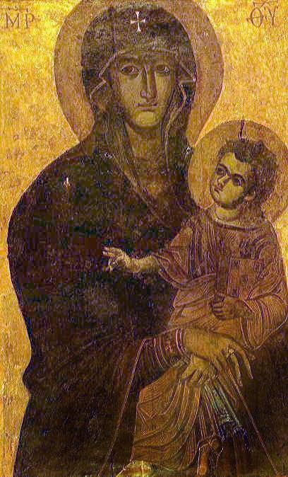 Virgin salus populi romani