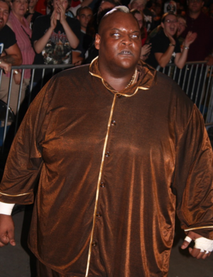 Viscera (wrestler) - Viscera in August 2005