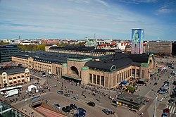محطة قطارات هلسنكي المركزية