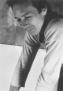 Vítek Čapek na snímku Miloše Šejna kolem roku 1983