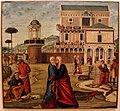 Vittore carpaccio, visitazione, 1504-08, dalla scuola di Santa Maria degli Albanesi.JPG