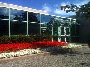 Vancouver Island University - VIU Student Service Building