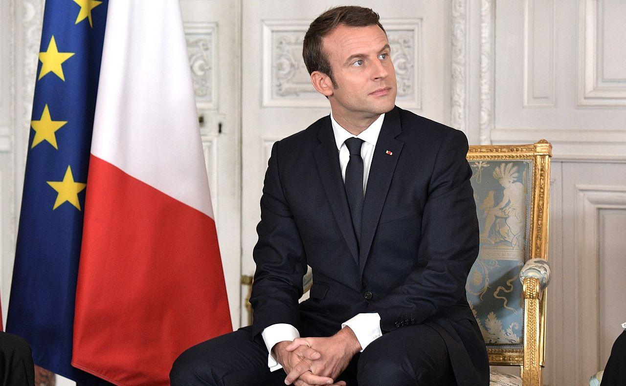 Frankreich: Macron legt Aktionsplan gegen Gewalt an Frauen vor