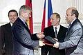 Vladimir Putin in Saint Petersburg 9-10 April 2001-11.jpg
