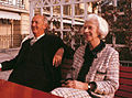 Vladimir and Vera Nabokov 1969.jpg