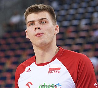 Bartosz Kwolek Polish volleyball player