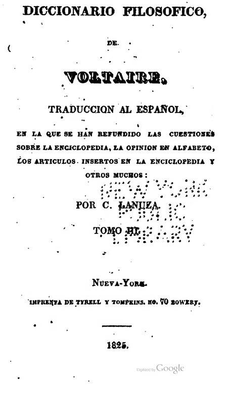 File:Voltaire - Diccionario Filosofico (Tomo III).djvu