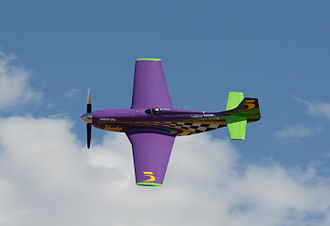 Aircraft - Voodoo, a modified P 51 Mustang, is the 2014 Reno Air Race Champion.