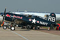 Vought F4U-4 Corsair RB-37 OE-EAS (8605473965).jpg